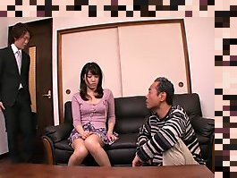 miki sunohara in beautiful bride with father in law part
